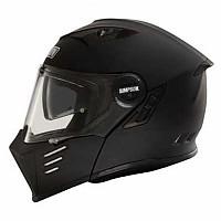 [해외]SIMPSON Darksome Modular Helmet 9138193330 Carbon Matt Black