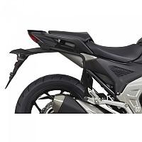 [해외]샤드 3P System Side Cases Fitting Honda NC750X 9138193979 Black