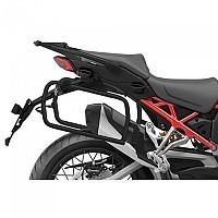 [해외]샤드 4P System Side Cases Fitting Ducati Multistrada 1200 V4 9138193983 Black