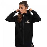 [해외]DAKAR Golden Logo Full Zip Sweatshirt 9138184871 Black