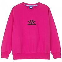 [해외]엄브로 Classsico 2.0 Crew Sweatshirt 3138198935 Sorbet / Black