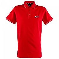 [해외]FORCE XV Stade Short Sleeve Polo Shirt 3137740401 Red
