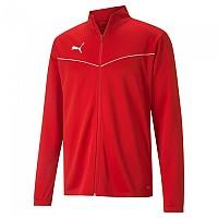 [해외]푸마 TeamRise Training Jacket 3138158923 Puma Redma