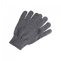 [해외]PIECES New Buddy Smart Gloves Dark Grey Melange