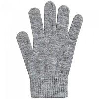 [해외]PIECES New Buddy Smart Gloves Light Grey Melange