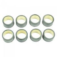[해외]ATHENA S41000030P111 Variator Rollers 8 Units 9138203172 Grey