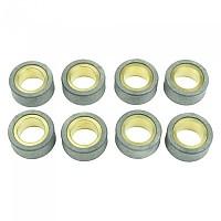 [해외]ATHENA S41000030P118 Variator Rollers 8 Units 9138203179 Grey