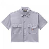 [해외]DICKIES Work Short Sleeve Shirt 9138164480 Lilac Grey