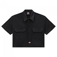 [해외]DICKIES Work Short Sleeve Shirt 9138164481 Black