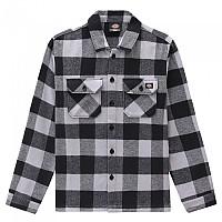 [해외]DICKIES New Sacramento Long Sleeve Shirt 9138164653 Lilac Grey