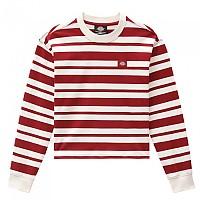 [해외]DICKIES Oakhaven Long Sleeve T-Shirt 9138164661 Biking Red