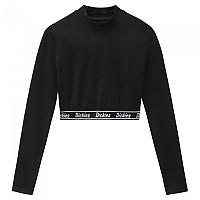 [해외]DICKIES Petersburg Crop Long Sleeve T-Shirt 9138164717 Black