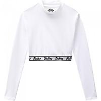 [해외]DICKIES Petersburg Crop Long Sleeve T-Shirt 9138164718 White