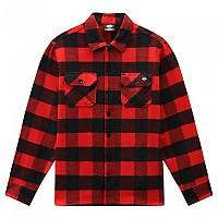 [해외]DICKIES New Sacramento Long Sleeve Shirt 9138164479 Red
