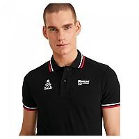 [해외]DAKAR Logo Short Sleeve Polo 9138184897 Black