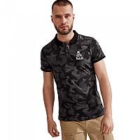 [해외]DAKAR Dext Moro Short Sleeve Polo 9138187913 Black