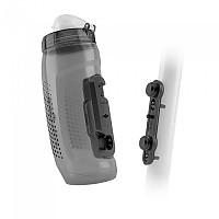 [해외]FIDLOCK Twist 590ml+Magnetic Mount Water Bottle 1137426517 Grey