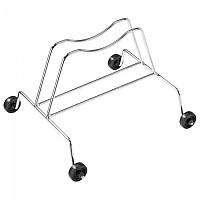 [해외]PNK Bike Stand With Wheels 1138203256 Silver