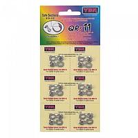 [해외]PNK 11s Links 6 Units 1138198338 Silver