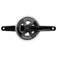[해외]스램 Rival Wide AXS DUB 94 BCD Crankset Power Meter 1138194105 Black