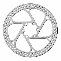 [해외]PNK 15 Rotor 6B Disc Brake 1138198340 Silver