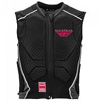 [해외]FLY RACING Barricade Zip Vest 1138197414 Black