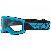 [해외]FLY RACING Focus 2021 Glasses 1138197623 Electric Blue