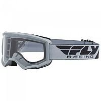 [해외]FLY RACING Focus 2021 Glasses 1138197625 Grey