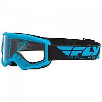 [해외]FLY RACING Focus 2021 Glasses Youth 1138197631 Electric Blue