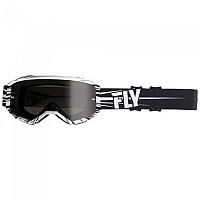 [해외]FLY RACING Zone 2020 Glasses 1138198279 Black / White