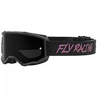 [해외]FLY RACING Zone 2021 Glasses 1138198283 Black / Fusion