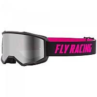 [해외]FLY RACING Zone 2021 Glasses 1138198284 Black / Pink