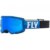 [해외]FLY RACING Zone 2021 Glasses 1138198286 Blue / Black