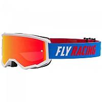 [해외]FLY RACING Zone 2021 Glasses 1138198287 Blue / White / Red