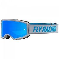 [해외]FLY RACING Zone 2021 Glasses 1138198288 Grey / Blue