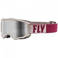 [해외]FLY RACING Zone 2021 Glasses 1138198289 Stone / Berry