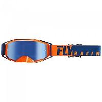 [해외]FLY RACING Zone Pro 2020 Glasses 1138198293 Blue / Orange