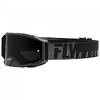 [해외]FLY RACING Zone Pro 2021 Glasses 1138198294 Black