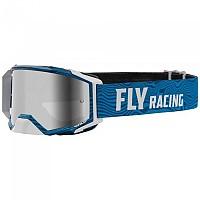 [해외]FLY RACING Zone Pro 2021 Glasses 1138198295 Blue / White