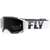 [해외]FLY RACING Zone Pro 2021 Glasses 1138198299 White / Black