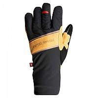 [해외]펄이즈미 AmFIB Gel Long Gloves 1138105959 Black / Dark Tan