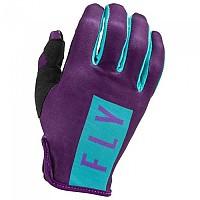 [해외]FLY RACING Lite 2021 Gloves Woman 1138197975 Purple / Blue