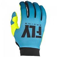 [해외]FLY RACING Pro Lite 2019 Gloves Woman 1138198133 Blue / Fluo Yellow