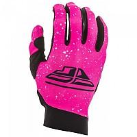 [해외]FLY RACING Pro Lite 2020 Gloves Woman 1138198143 Fluo Pink / Black