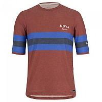 [해외]산티니 Nova Eroica Arte Short Sleeve Jersey 1138101864 Red