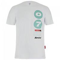 [해외]산티니 La Vuelta 2021 Alicante Short Sleeve T-Shirt 1138102840 White