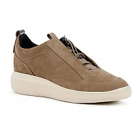 [해외]제옥스 Rubidia Shoes Dark Beige / Lead