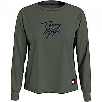 [해외]타미힐피거 언더웨어 Long Sleeve T-Shirt Army Green