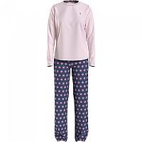 [해외]타미힐피거 언더웨어 Print Pyjama Pale Pink / Maxi Polka