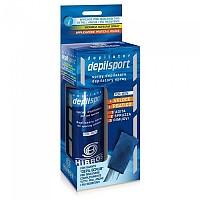 [해외]HIBROS Depil Sport Spray 200 ml 1138215583 Blue